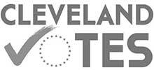 Cleveland votes logo