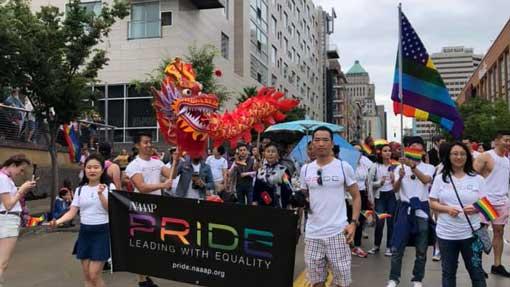 OPAWL at Pride Columbus OH