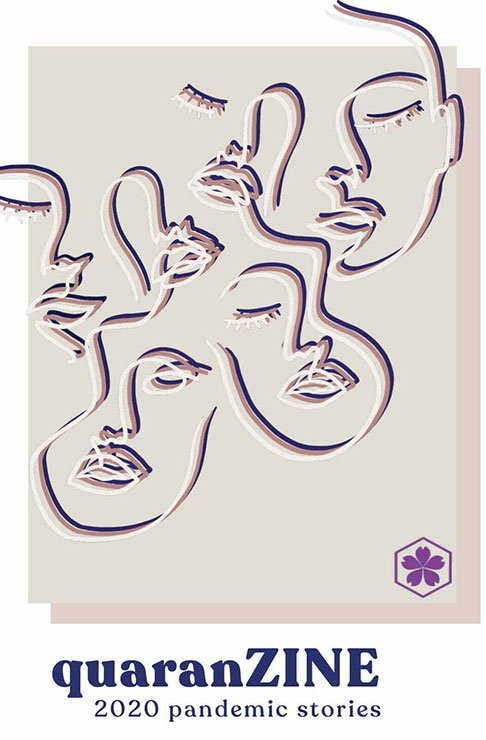 OPAWL cover of hand drawn faces